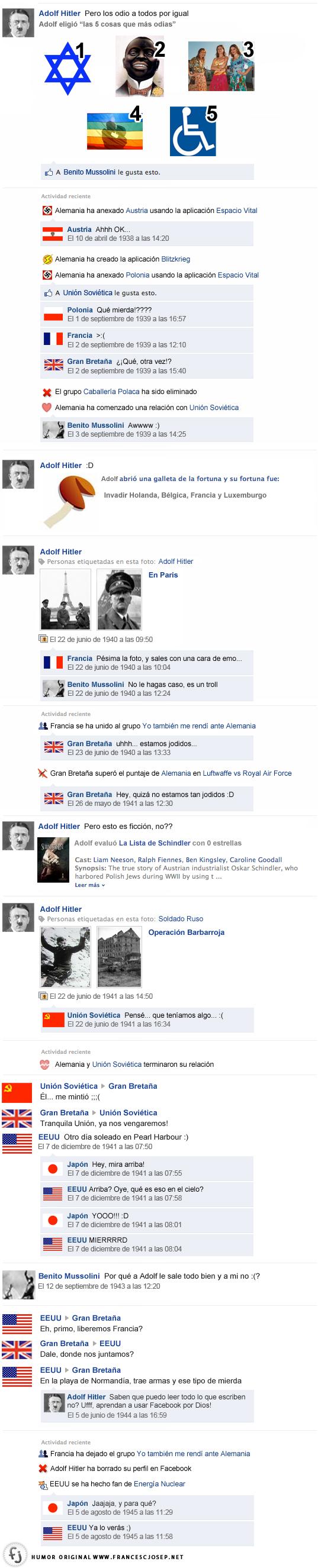 facebook WWII